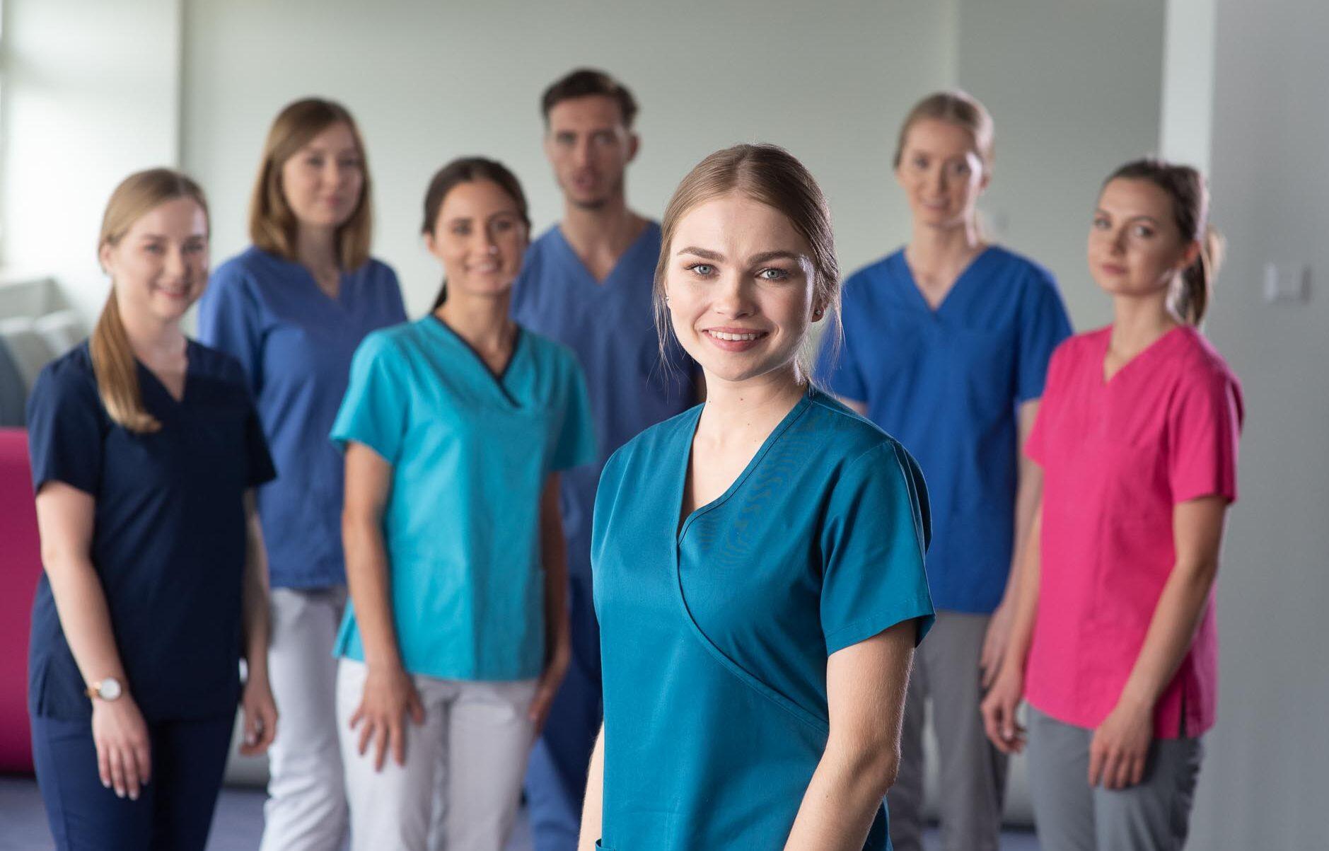 #StawiamNaPrzyszłość  …i wybieram pielęgniarstwo!  Pasja, powołanie, pielęgniarstwo!